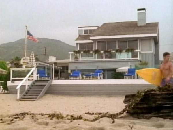Steve and Brandon's Malibu Beach House - 90210 Locations ...