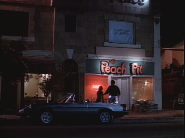 Peach Pit Version 2 90210 Locations Beverly Hills 90210 90210 And Melrose Place Filming
